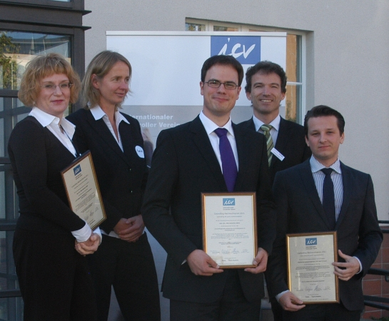 Aventi Rosenheim award winners